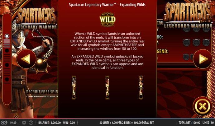 Images of Spartacus Legendary Warrior