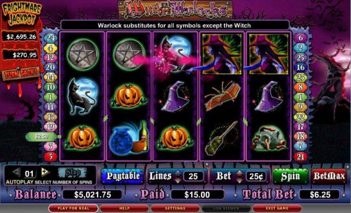 Witches and Warlocks screenshot