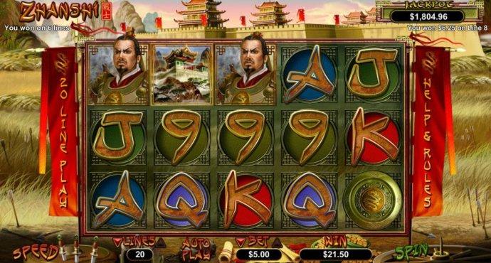 No Deposit Casino Guide image of Zhanshi