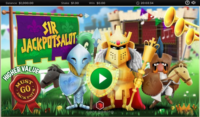 No Deposit Casino Guide image of Sir Jackpot Alot