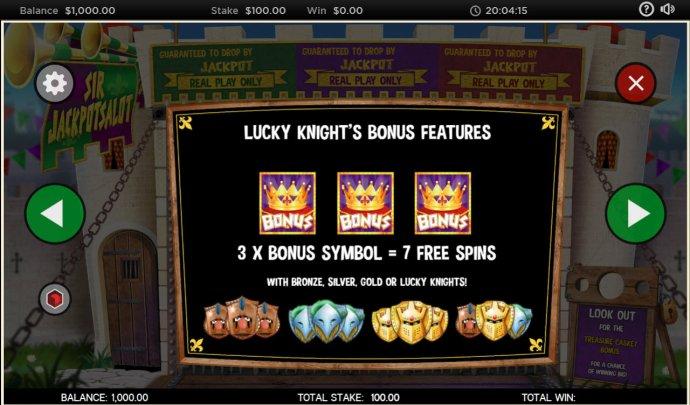 Sir Jackpot Alot screenshot