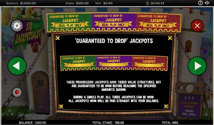 Images of Sir Jackpot Alot