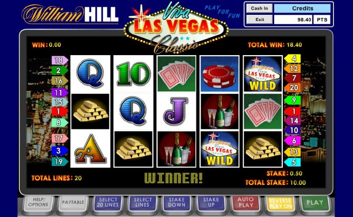 With the Reverse Play On, no winning paylines triggers a win. - No Deposit Casino Guide