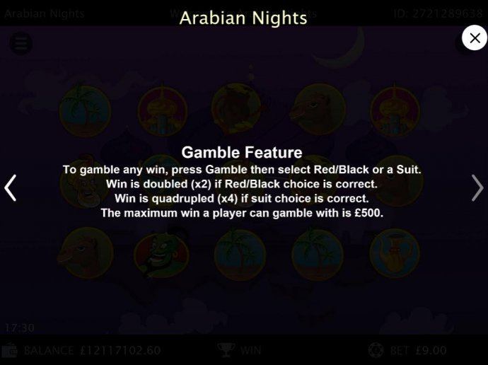No Deposit Casino Guide - Gamble Feature Rules