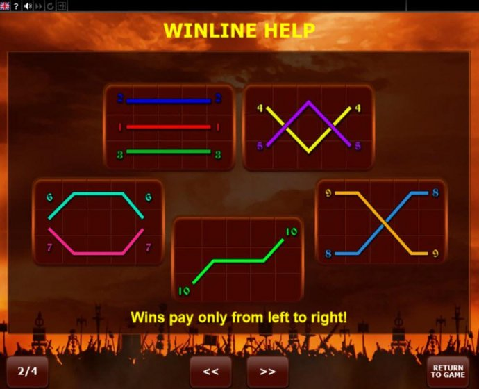 No Deposit Casino Guide image of Roman Legion