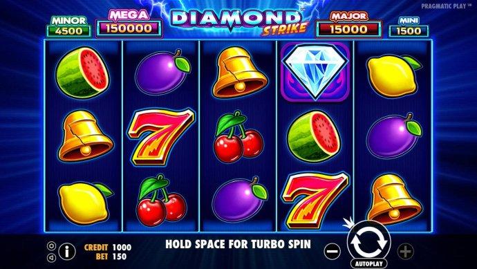 No Deposit Casino Guide image of Diamond Strike