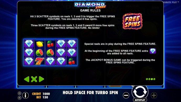 Diamond Strike screenshot