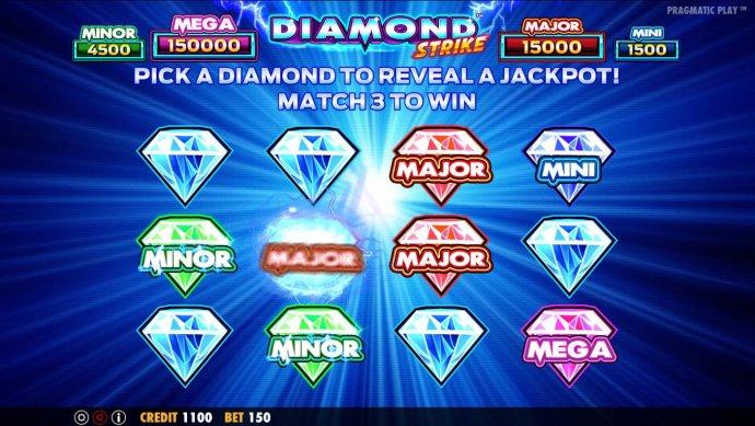 Diamond Strike by No Deposit Casino Guide