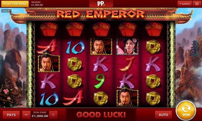Red Emperor by No Deposit Casino Guide
