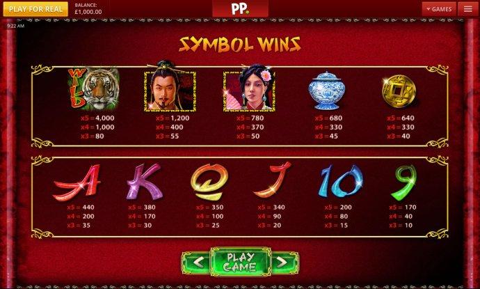 Red Emperor screenshot