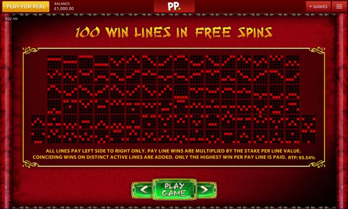 Free Spins Paylines - No Deposit Casino Guide