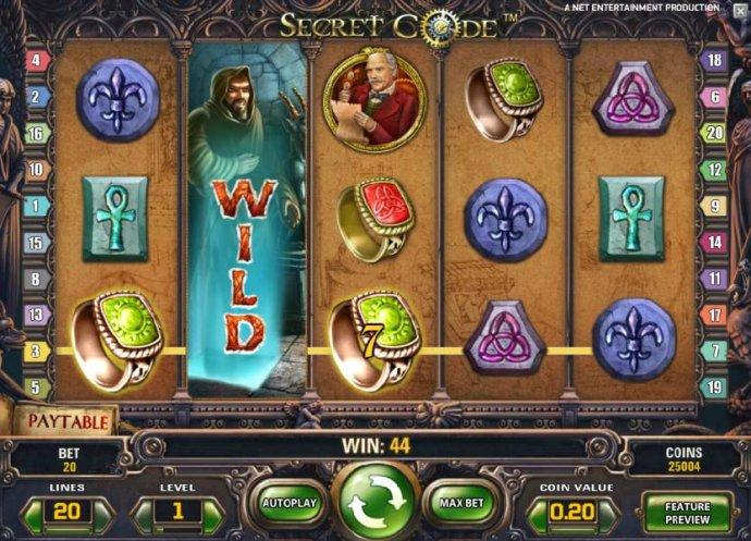 No Deposit Casino Guide image of Secret Code