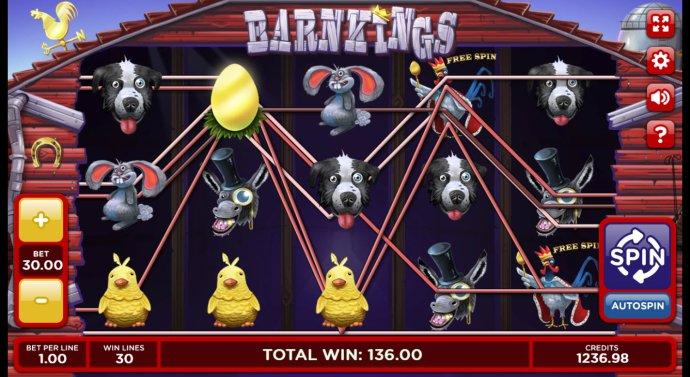 Barn Kings 2 screenshot