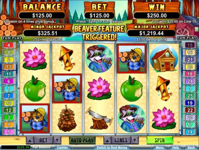 Bonus feature - No Deposit Casino Guide