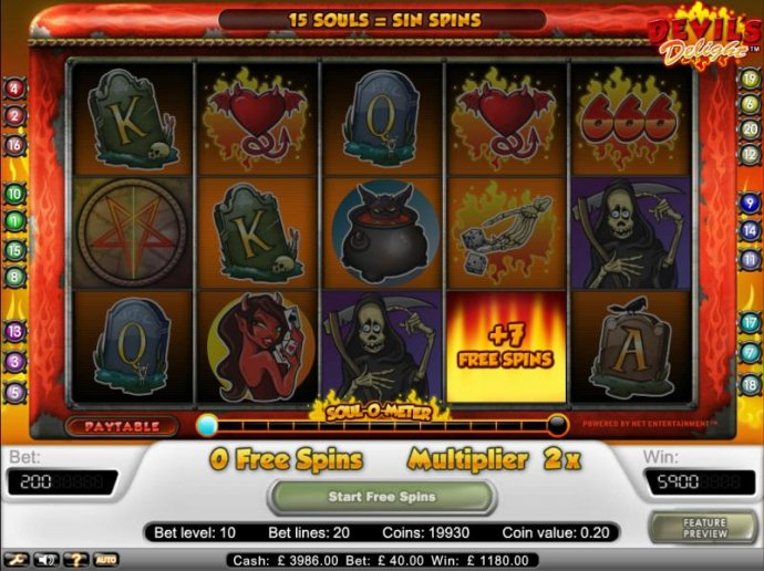 free spins can be re-triggered during initial free game spins. - No Deposit Casino Guide