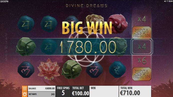 Divine Dreams by No Deposit Casino Guide