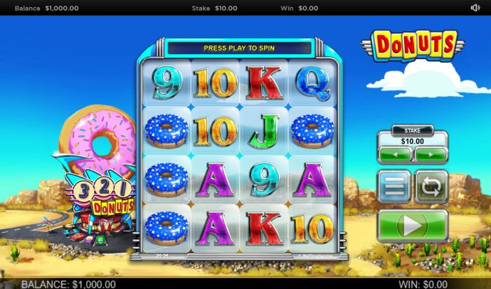 Donuts by No Deposit Casino Guide