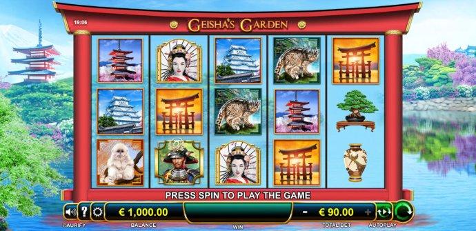Geisha's Garden by No Deposit Casino Guide