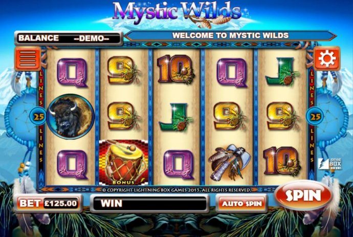 Images of Mystic Wilds