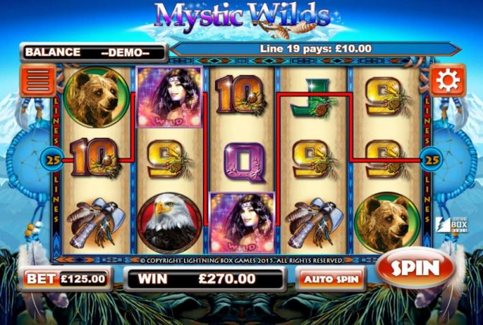 Mystic Wilds screenshot