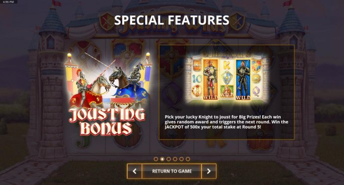 Images of Jousting Wilds
