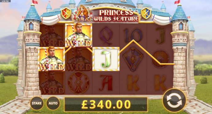 Jousting Wilds by No Deposit Casino Guide