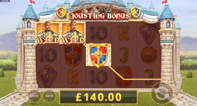 No Deposit Casino Guide image of Jousting Wilds