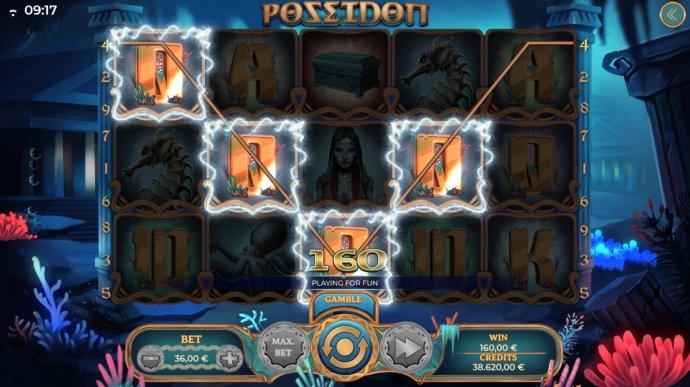 Poseidon screenshot