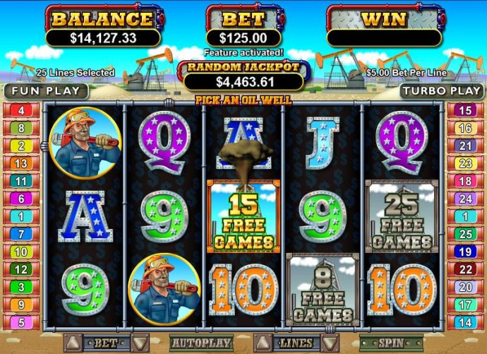 Texan Tycoon by No Deposit Casino Guide