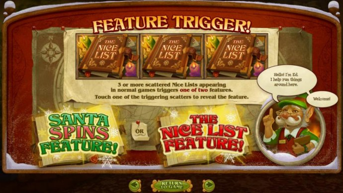 The Nice List by No Deposit Casino Guide