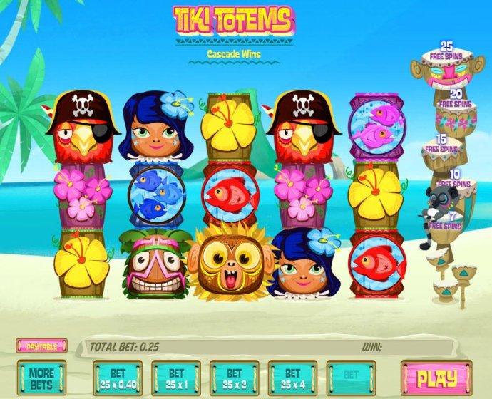 Tiki Totems screenshot