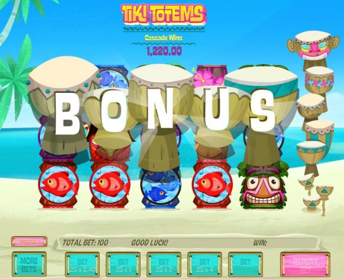 No Deposit Casino Guide - Bonus feature triggered.