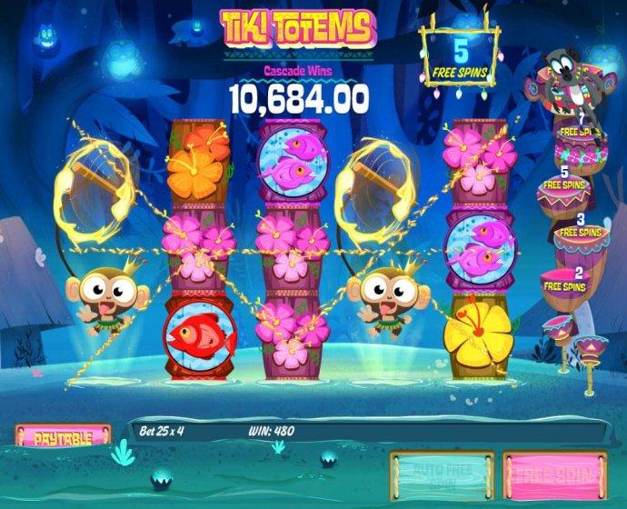 Tiki Totems by No Deposit Casino Guide