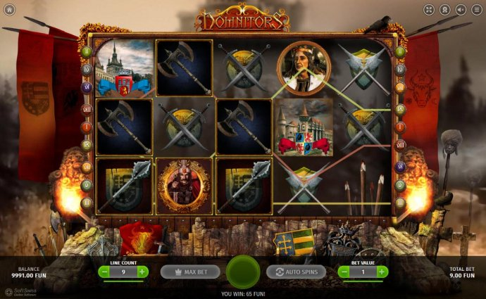 Domnitors screenshot