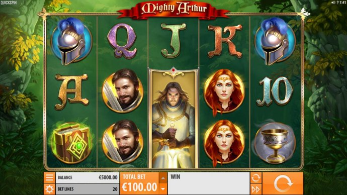 Main Game Board by No Deposit Casino Guide