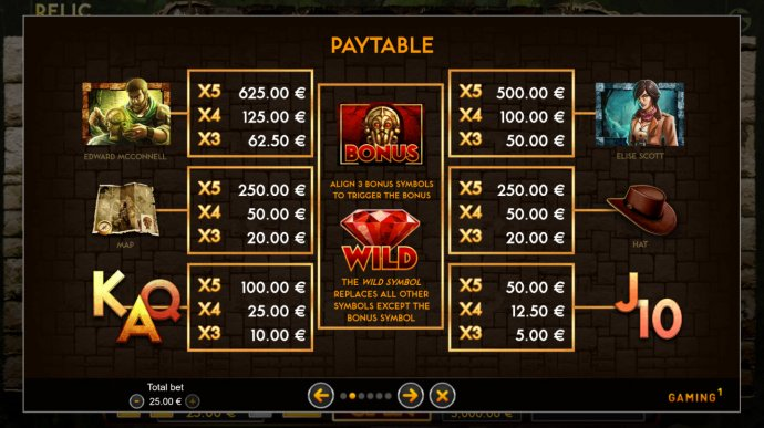 No Deposit Casino Guide image of Relic Heroes
