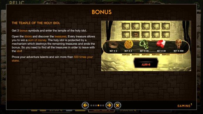 Relic Heroes screenshot