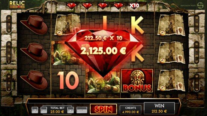 No Deposit Casino Guide - 10x prize awarded
