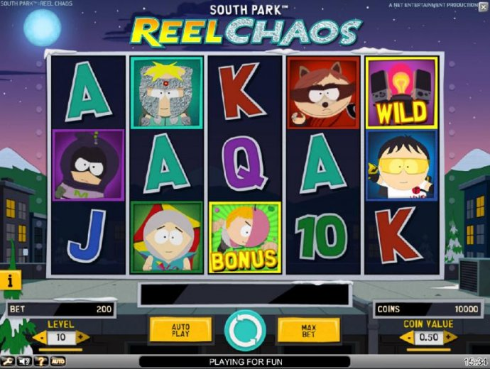 South Park Reel Chaos screenshot