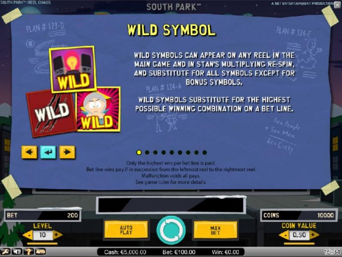 South Park Reel Chaos by No Deposit Casino Guide