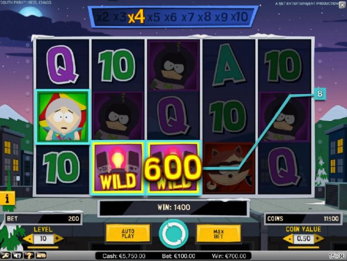 Stans Multiplying Re-Spin Feature Triggers a 1100 coin Big Win! by No Deposit Casino Guide