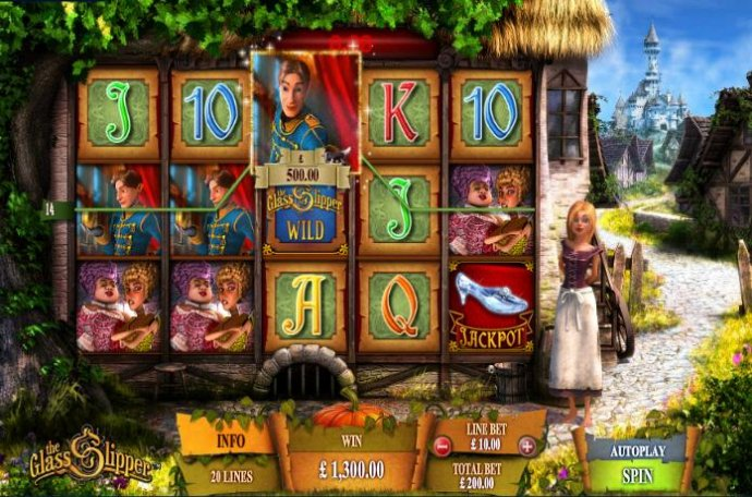 The Glass Slipper by No Deposit Casino Guide