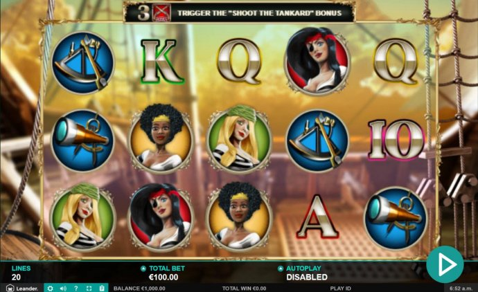 No Deposit Casino Guide image of Wild Jane the Lady Pirate