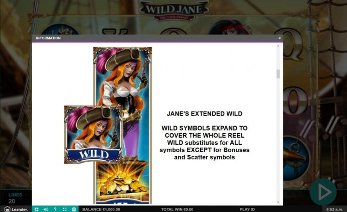 Images of Wild Jane the Lady Pirate