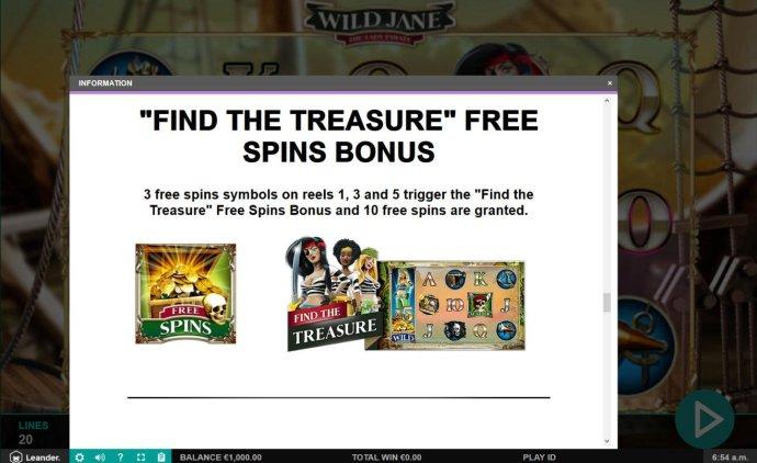 Wild Jane the Lady Pirate screenshot