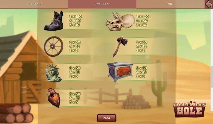 Holly Molly Hole screenshot