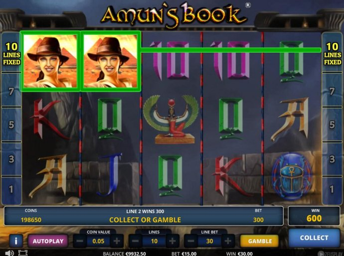 Images of Amun's Book