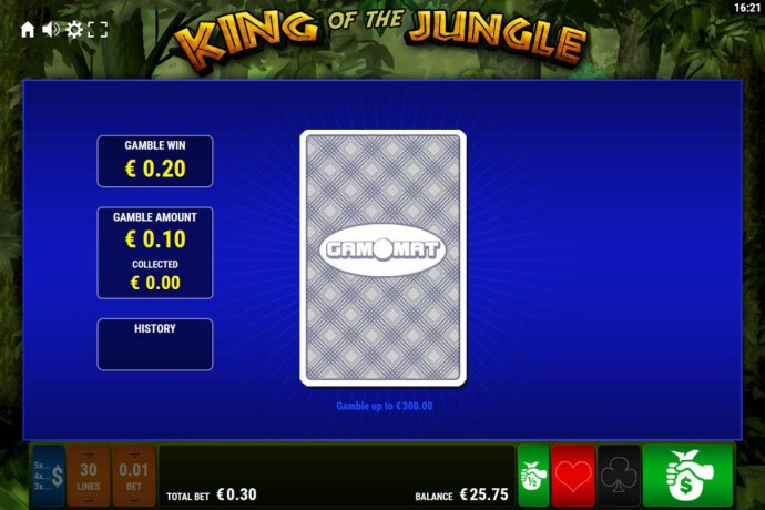Images of King of the Jungle