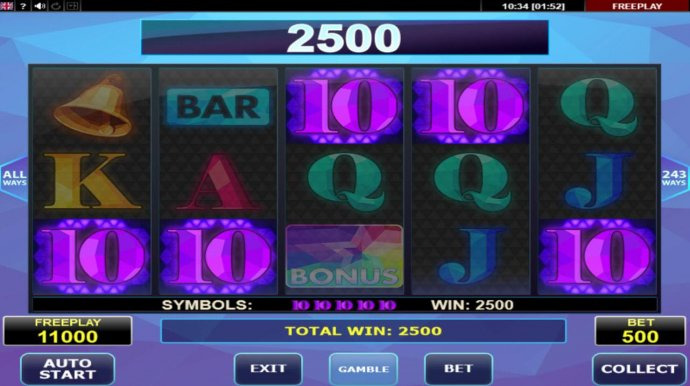 No Deposit Casino Guide image of All Ways Win
