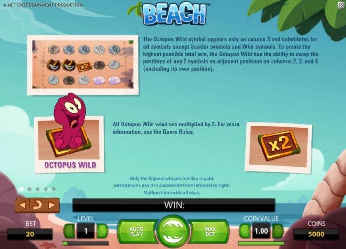 Beach by No Deposit Casino Guide